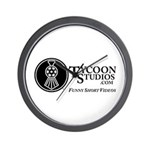 TycoonStudios.com Wall Clock