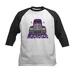 Trucker Mackenzie Kids Baseball Jersey