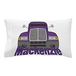 Trucker Mackenzie Pillow Case