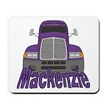 Trucker Mackenzie Mousepad