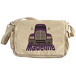 Trucker Madeline Messenger Bag