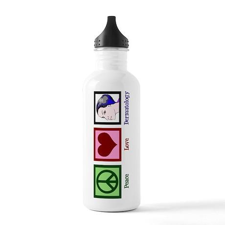 Peace Love Dermatology Stainless Water Bottle 1.0L