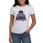 Trucker Makayla Women's T-Shirt