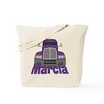 Trucker Marcia Tote Bag