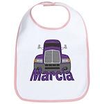 Trucker Marcia Bib