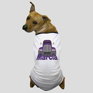 Trucker Marcia Dog T-Shirt