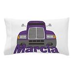 Trucker Marcia Pillow Case