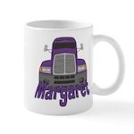 Trucker Margaret Mug