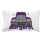 Trucker Margaret Pillow Case