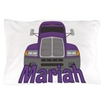 Trucker Mariah Pillow Case