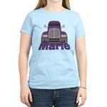 Trucker Marie Women's Light T-Shirt