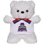 Trucker Marie Teddy Bear