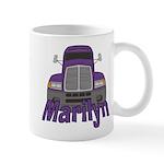 Trucker Marilyn Mug