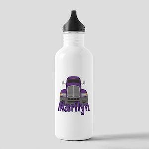 Trucker Marilyn Stainless Water Bottle 1.0L
