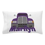 Trucker Marilyn Pillow Case