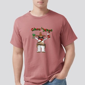 Cinco de Mayo Mens Comfort Colors Shirt