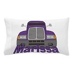 Trucker Marissa Pillow Case