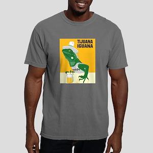 Tijuana Iguana Mens Comfort Colors Shirt