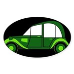 avant-children-dream Sticker (Oval 10 pk)