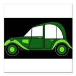 avant-children-dream Square Car Magnet 3