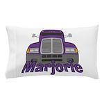 Trucker Marjorie Pillow Case