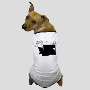 Spokane.png Dog T-Shirt