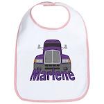 Trucker Marlene Bib