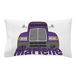 Trucker Marlene Pillow Case
