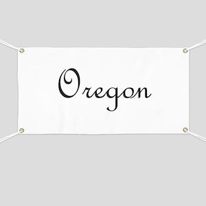 Oregon Banner