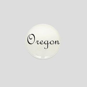 Oregon Mini Button