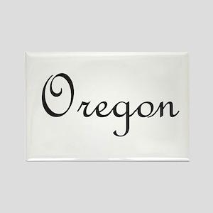 Oregon.png Rectangle Magnet
