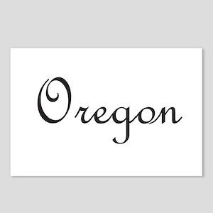 Oregon Postcards (Package of 8)