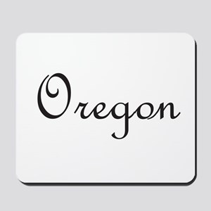 Oregon Mousepad