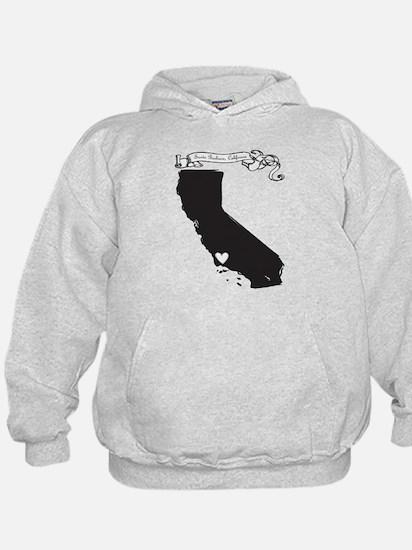 Santa Barbara.png Hoody