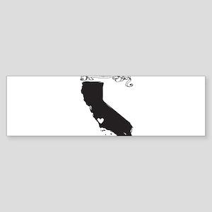 San Luis Obispo Sticker (Bumper)