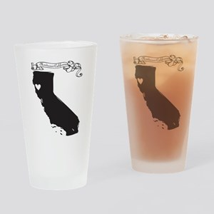 Mendocino Drinking Glass