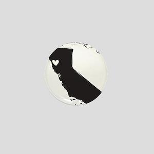 Mendocino Mini Button