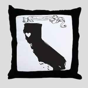 Mendocino Throw Pillow