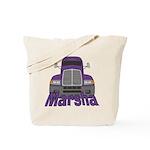 Trucker Marsha Tote Bag