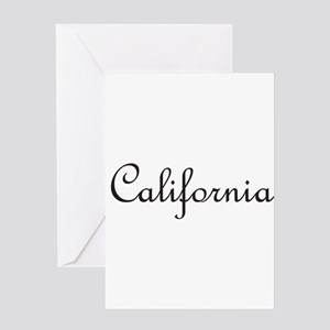 California.png Greeting Card