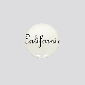 California Mini Button