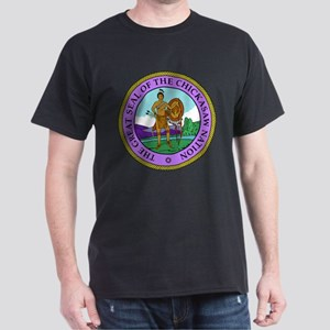 The Great Seal of the Chickasaw Nation Dark T-Shir