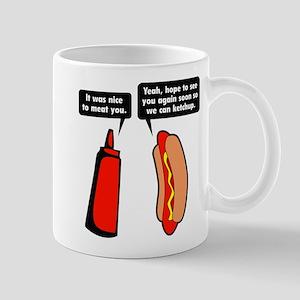 Meat Ketchup Mug