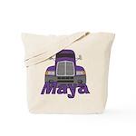 Trucker Maya Tote Bag