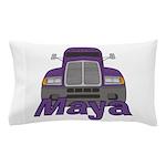 Trucker Maya Pillow Case