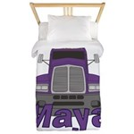 Trucker Maya Twin Duvet