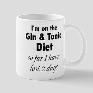 Gin & Tonic Diet Mug