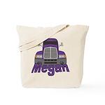 Trucker Megan Tote Bag