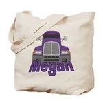 Trucker Megan Tote Bag