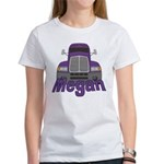 Trucker Megan Women's T-Shirt